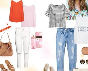 ABC | Sommerlaune-Outfits