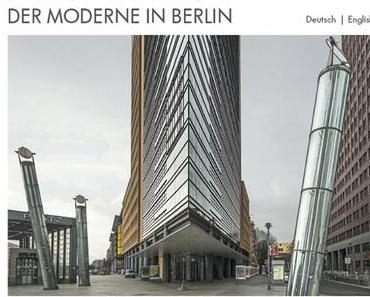 Architektur der Moderne in Berlin