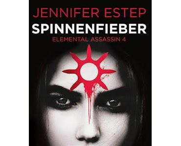 {Rezension} Jennifer Estep - Spinnenfieber