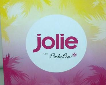 Pink Box Juli  2015 - Jolie for Pink Box Edition
