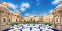 Oberoi Udaivilas – das beste Hotel der Welt