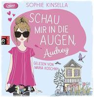 [Rezension] Schau mir in die Augen, Audrey (Sophie Kinsella)