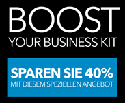 40% Rabatt mit dem FileMaker 'Boost Your Business Kit'