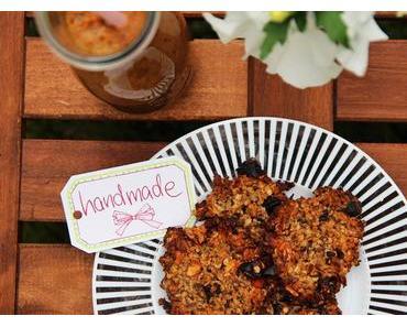 Fitness-Power für Zwischendurch: Pflaumen-Energy-Cookies Rezept