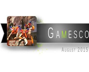 GAMESCOM 2015 [EVENT]