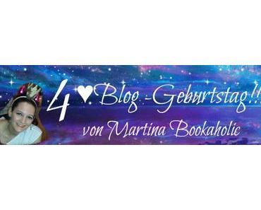 ♥4-Blog-Geburtstag♥ (+Gewinnspiel)