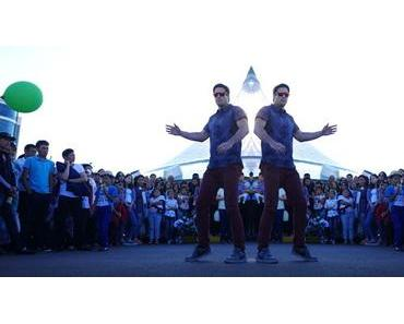 Roboter Dance: Madd Chadd & Aja George in Kazakhstan