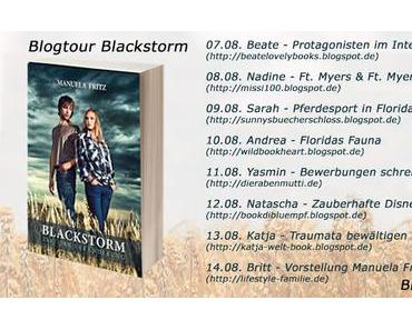 [Blogtour] Blackstorm »Traumata bewältigen«