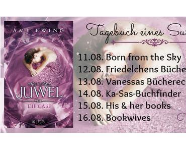 Blogtour Das Juwel – Tagebuch eines Surogat: Weitere Hauptcharaktere