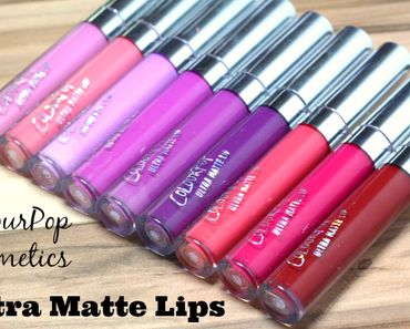  ColourPop Cosmetics  Only one more of those Ultra Matte Lips...