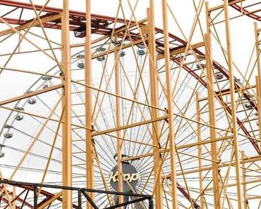 Tag der Achterbahn – der amerikanische National Roller Coaster Day