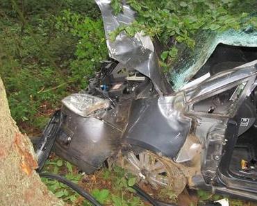 Tödlicher Verkehrsunfall Boxberg