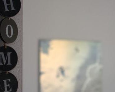 aluminiumbild ... {livingroom} ...