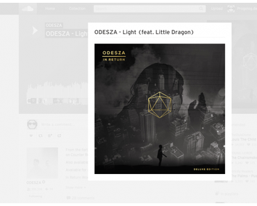 Odesza – Light (Ft. Little Dragon)