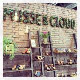 Schuhe, Schuhe, Schuhe –  das Fashionbloggercafé auf der gds in Düsseldorf
