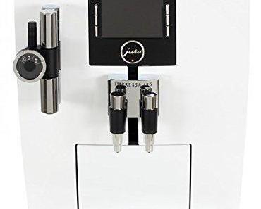 Testbericht Kaffeevollautomat JURA Impressa J85 One Touch TFT