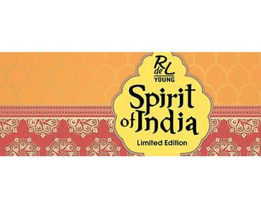 "Preview: RdeL Young ""Spirit of India"" Limited Edition"