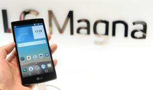 LG Y90 Magna bei Aldi Nord