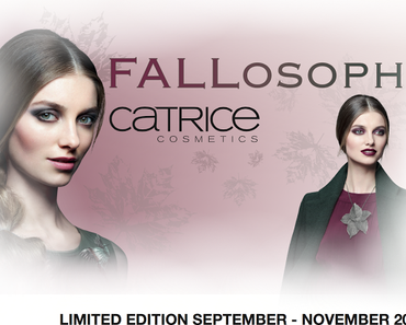 "[Preview] Catrice ""FALLosophy"" Limited Edition"