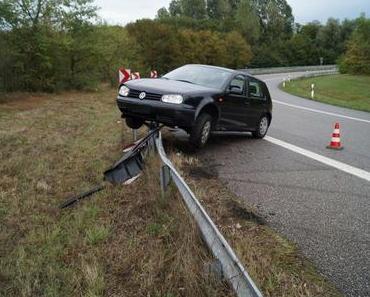 Verkehrsunfall A5 Neuenburg