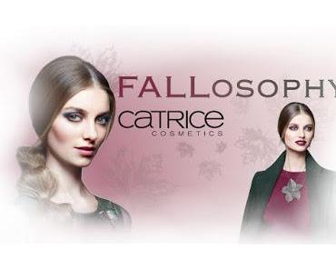 """FALLosophy"" by CATRICE"