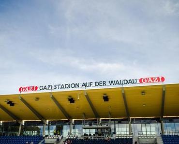 Erlebnisnachmittag im GAZi-Stadion