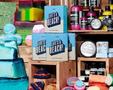 LUSH - neues Sortiment