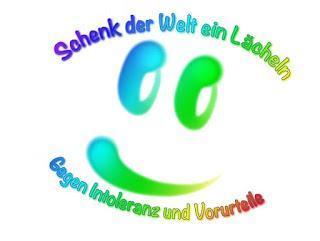 Schenk der Welt ein Lächeln