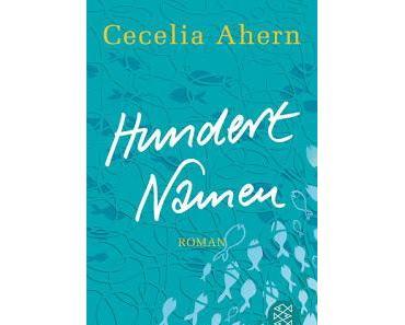 KW35/2015 - Buchverlosung der Woche - Hundert Namen von Cecelia Ahern