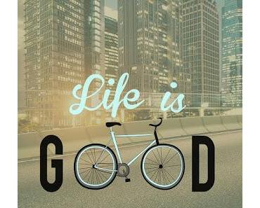 Oh happy day oder mit dem Fahrrad zur Arbeit? Aber aufgepasst!