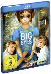 Gewinnspiel zu BIG EYES von Tim Burton