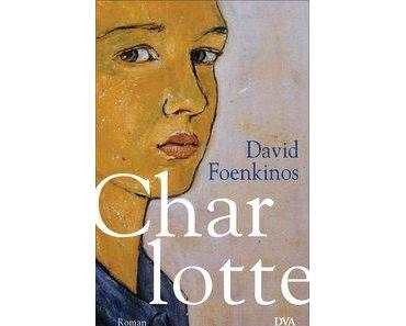Rezension: Charlotte von David Foenkinos