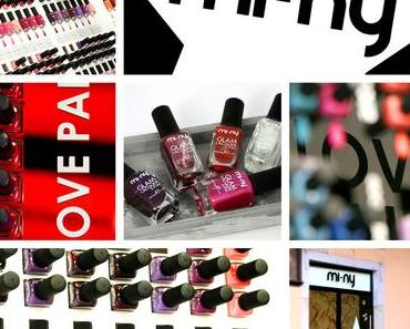 Nagellack-Shopping in Intalien: mi-ny