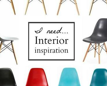 [Interior inspiration] Eames Chairs