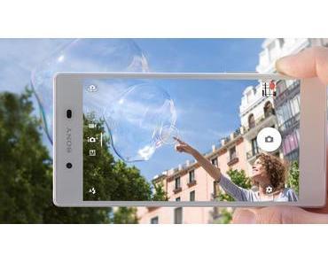 IFA: Das Pseudo-4K-Smartphone Xperia Z5 von Sony