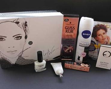 Glossybox Black and White September