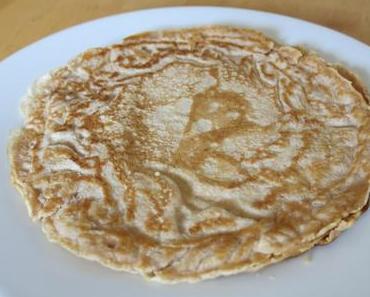 Dinkelpfannkuchen: Einer für alles! | Mama-Schnell-Rezept