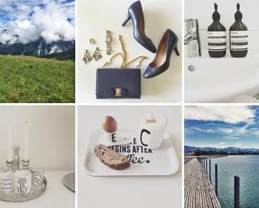 Instagram Rückblick - August