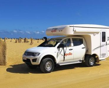 """Australiens Westcoast Cocktail –  Zehn """"Zutaten""""  für den perfekten Camper Roadtrip durch Australiens Westen."""