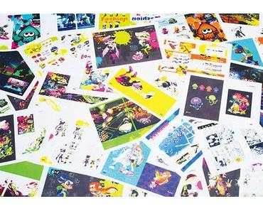 Splatoon Artbook erscheint in Japan