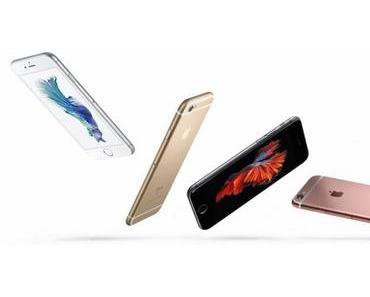 iPhone 6s und iPhone 6s Plus: Preis, Hands-On, Verfügbarkeit