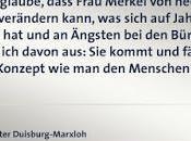 Fußballkrawalle: Angela Merkel fordert mehr Hooligans Polizei... (Die Kanzlerin Besuch Duisburg-Marxloh)