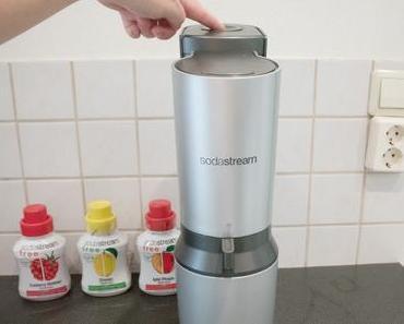 Sodastream – nie mehr Kisten schleppen