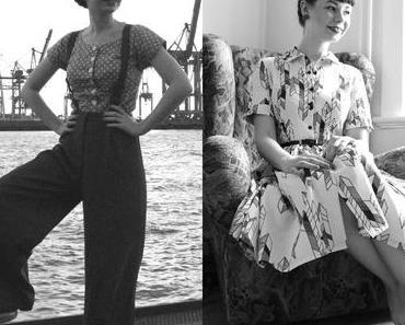 Streitfrage: Kleid oder Hose für die Vintage Dame?