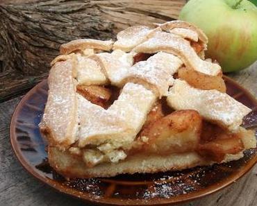 Apple pie / Apfelkuchen/ Szarlotka