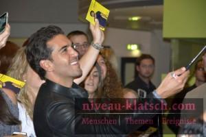 "Kreischalarm im Cinedome Köln- ""Fack ju Göhte 2"""