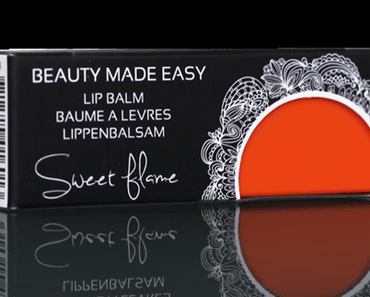 Beauty Made Easy Lippenbalsam Sweet Flame