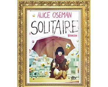 """Solitaire"" von Alice Oseman"