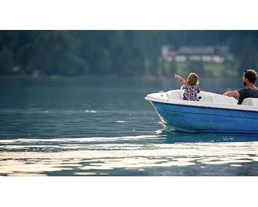 Bild der Woche: Ruhige Bootsfahrt am Erlaufsee