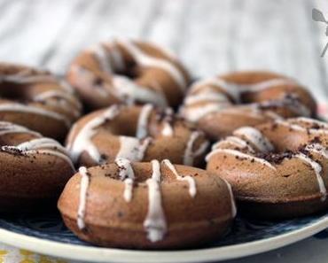 Oreo Donuts im Miniformat